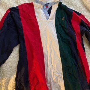 Vintage Tommy Hilfiger rugby shirt
